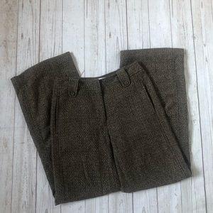 Soft Surroundings tweed pants size 10